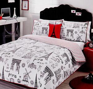 Paris: Paris Quilt Cover : paris quilt covers - Adamdwight.com