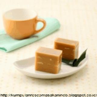 Resep Membuat Dessert Puding Gula Merah Kelapa Muda