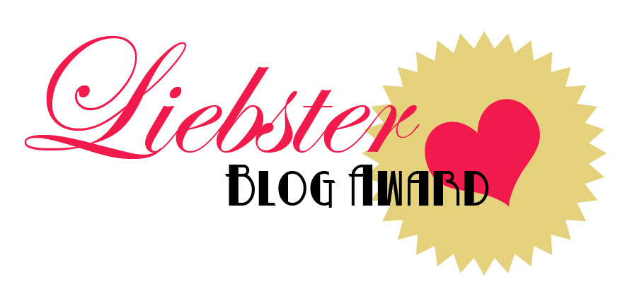 The Liebster Blog Award 1 and 2