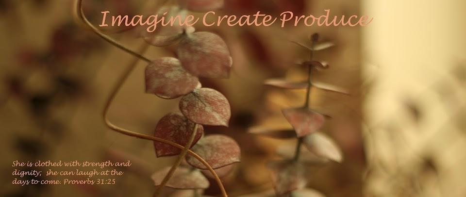 Imagine Create Produce