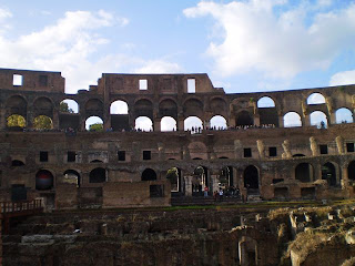Colosseum, Rome. How to see Rome in a hurry, our Two day sightseeing whirlwind!