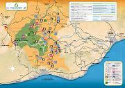 . about Sierra de las Nieves Natural Park, soon in Travel around Spain! (travel around spain planosierranieves)