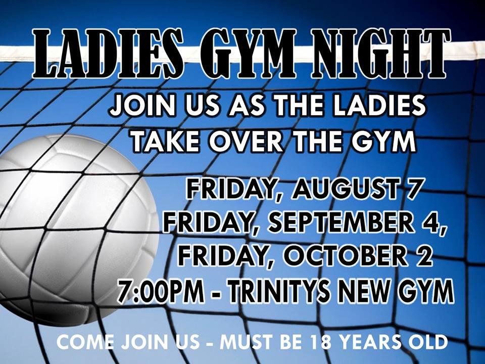 Gym Night!