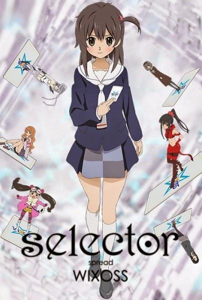 Selector Spread WIXOSS - Nữ Sinh Đại Chiến Thẻ Bài Season 2