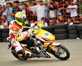 referensi modifikasi motor honda beat road race