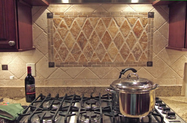 kitchen tile wall murals wall covers
