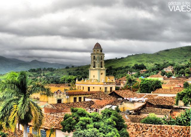iglesia san francisco Trinidad Cuba