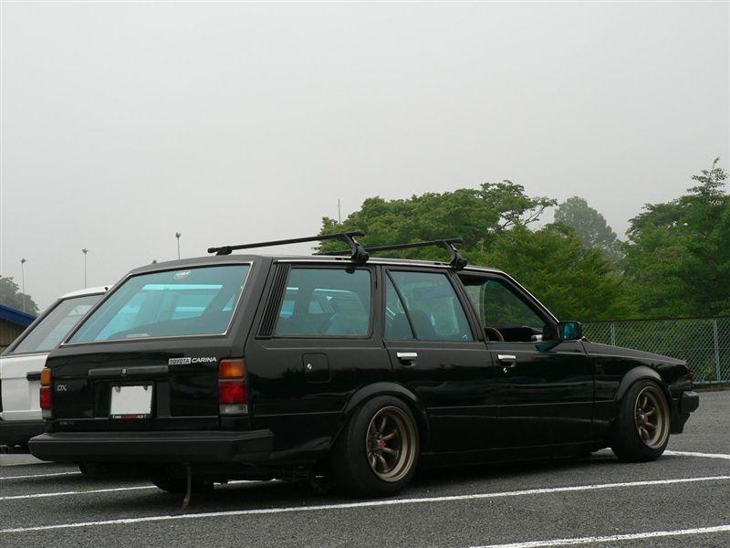 Toyota Carina kombi A60  stary japoński samochód, klasyk, oldschool, 日本車, クラシックカー