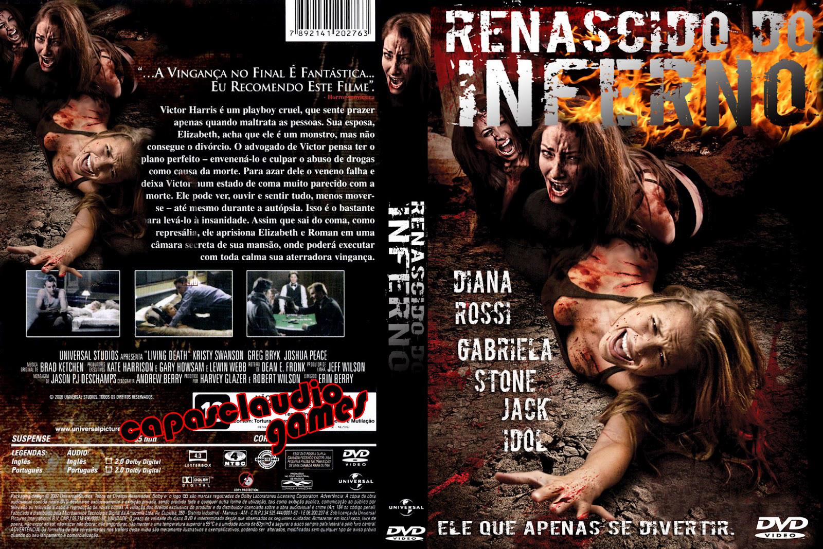 Renascida do Inferno Blu-ray Rip 720p 1080p Torrent