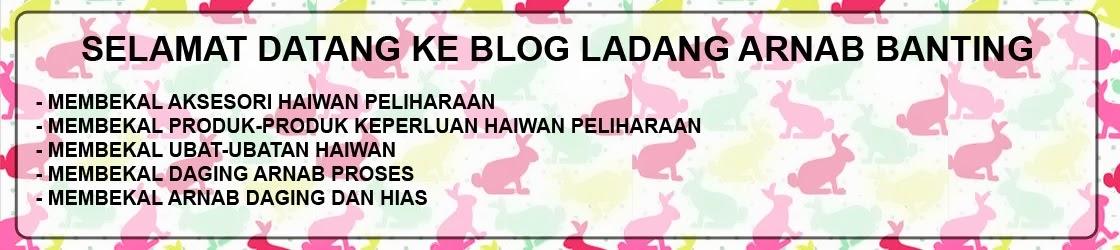 Ladang Arnab - Banting Selangor
