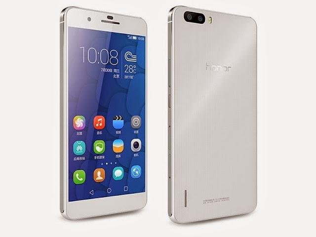 Huawei Honor 6 Plus dan Huawei Honor 4C telah dijual di Malaysia