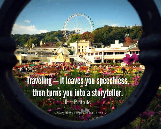 Travel Picture Quote Traveling – it leaves you speechless, then turns you into a storyteller by Ibn Battuta