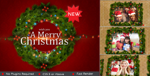 VideoHive Christmas Album