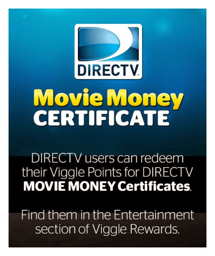 DirecTV Movie Money