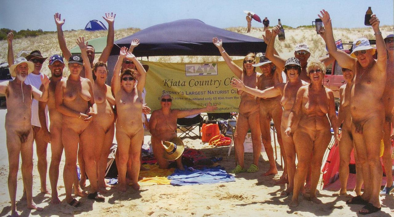 australian nudist camps