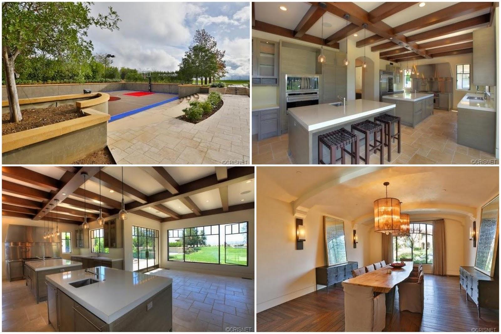 Celebrity Homes: Celebrity Real Estate: Former NFL Star Keyshawn ...