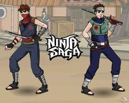 CHEAT HUNTING HOUSE NINJA SAGA DAN CARA INFO CEPAT NAIK LEVEL NINJA SAGA
