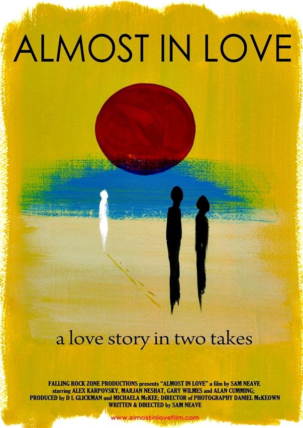 Almost in Love, de Sam Neave poster