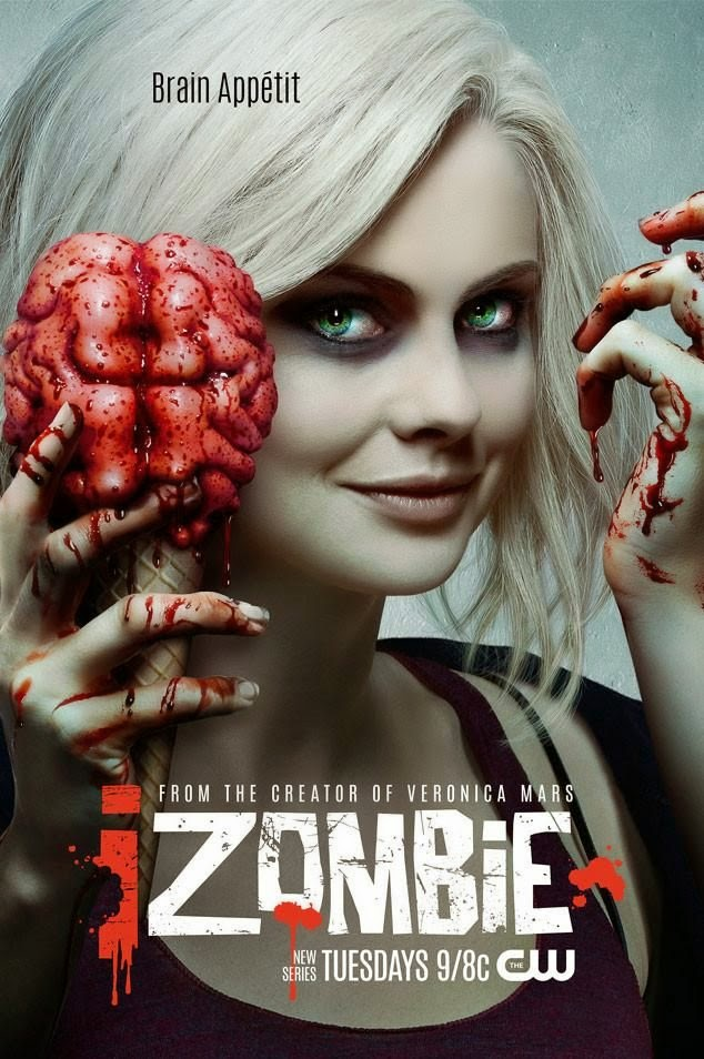 iZombie TV Series (2015)