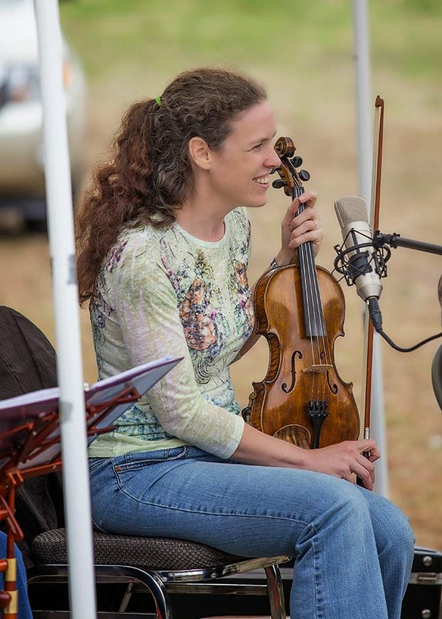 Marcy Paulson  at Little Owl Music & Arts Festival 2014