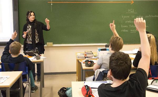 Ungdomsskolelærer i Norge - Official Website - BenjaminMadeira