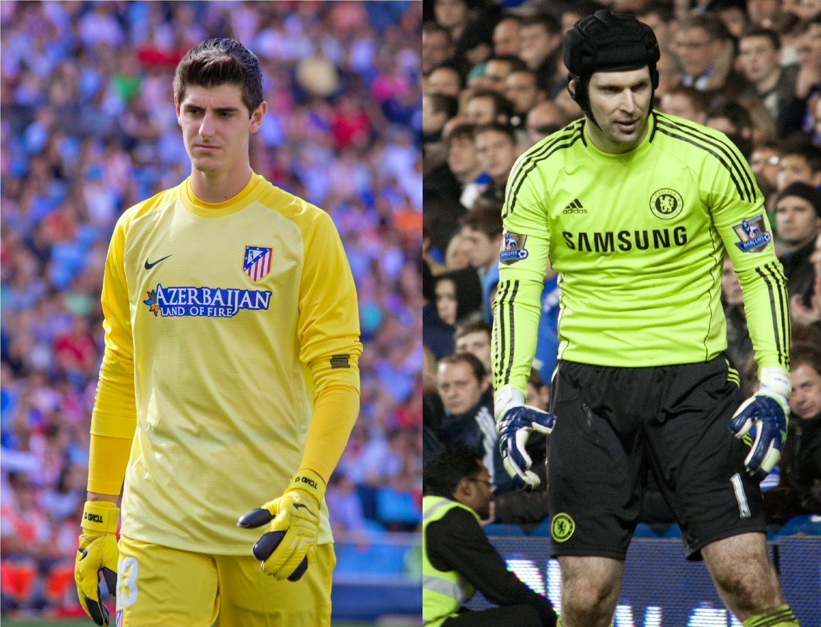 Courtois set to replace Cech
