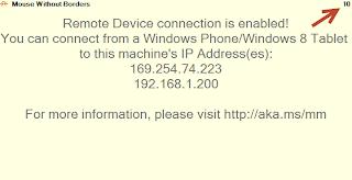 取得連線IP