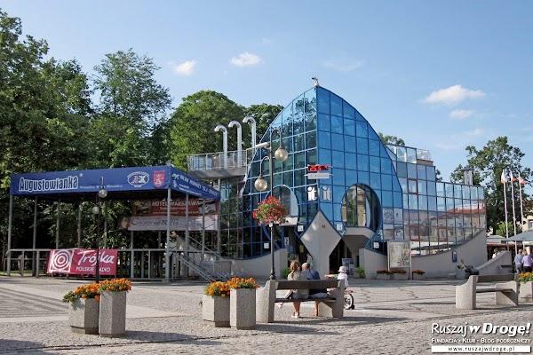 Informacja turystyczna w Augustowie