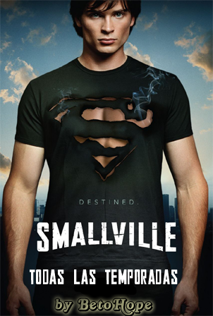 Smallville Todas Las Temporadas [DVD Rip] [Latino] [MEGA]