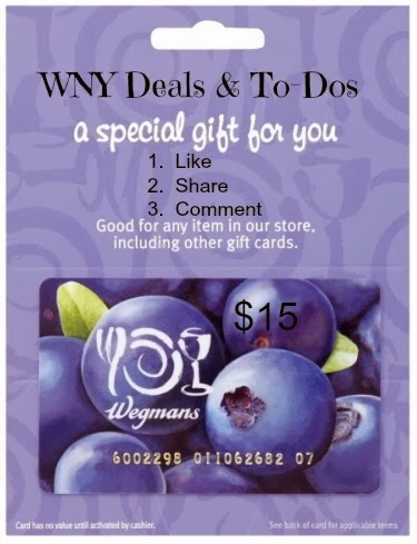 WNY Deals and To-Dos: 2/9/14 - 2/16/14