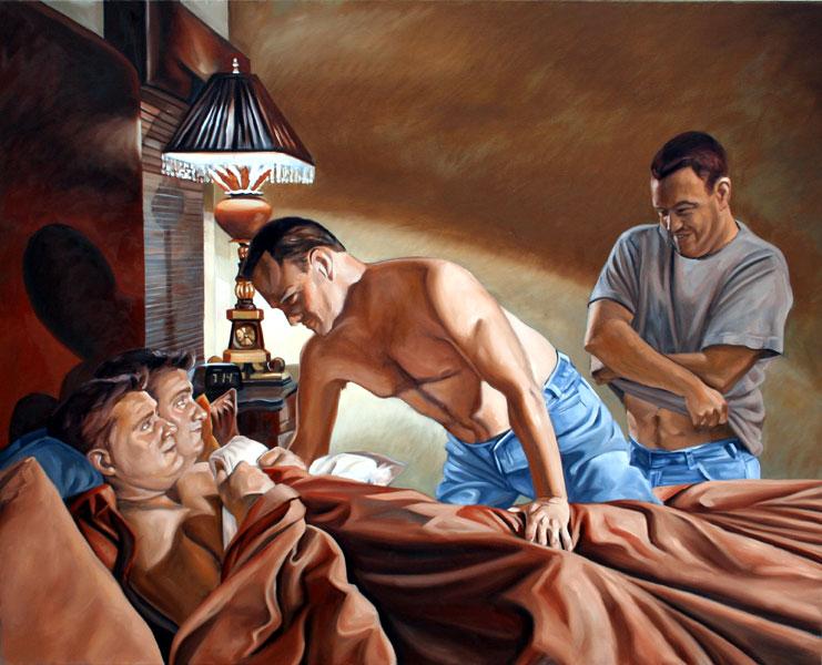 fucking hot muscled naked gay guys