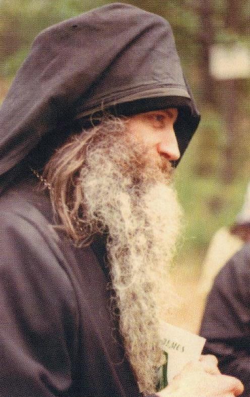 Ιερομόναχος Σεραφείμ Ρόουζ
