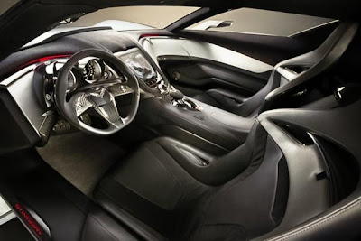 2013 Corvette C7 Review Interior