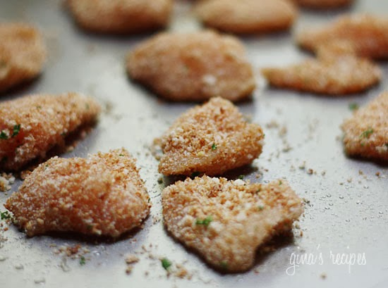 Healthy Baked Chicken Nuggets Recipe - DIY Craft Projects