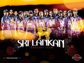 Sri Lankan Cricket Team Wallpapers