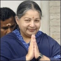 CM J Jayalalitha