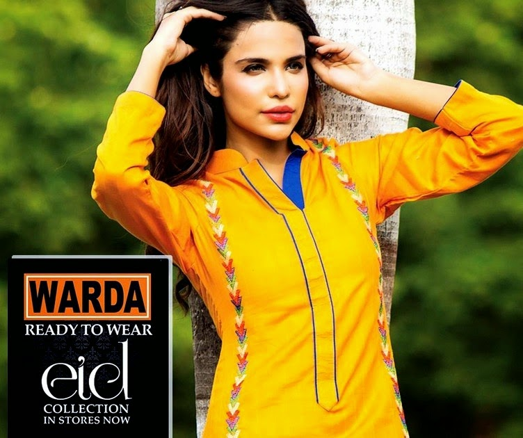 Ready to Wear Eid Collection 2014 by WARDA