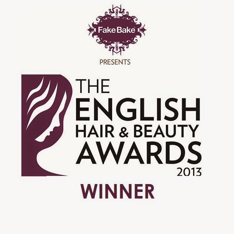 Winners of English Hair & Beauty Awards 2013