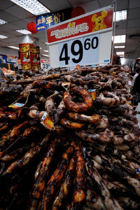 69759  468x chinese walmart 011 Mengintip Bahan Bahan Makanan Yang Dijual Di Walmart, China