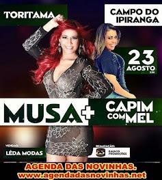 MUSA EM TORITAMA 23/AGO/14