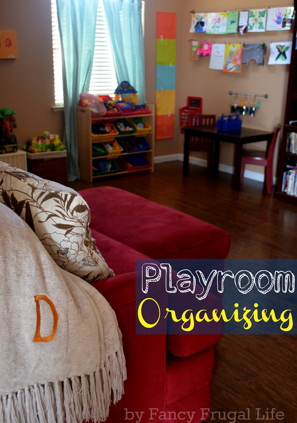 Wonderful Our New Playroom Tour (Organizing The Kid Clutter)
