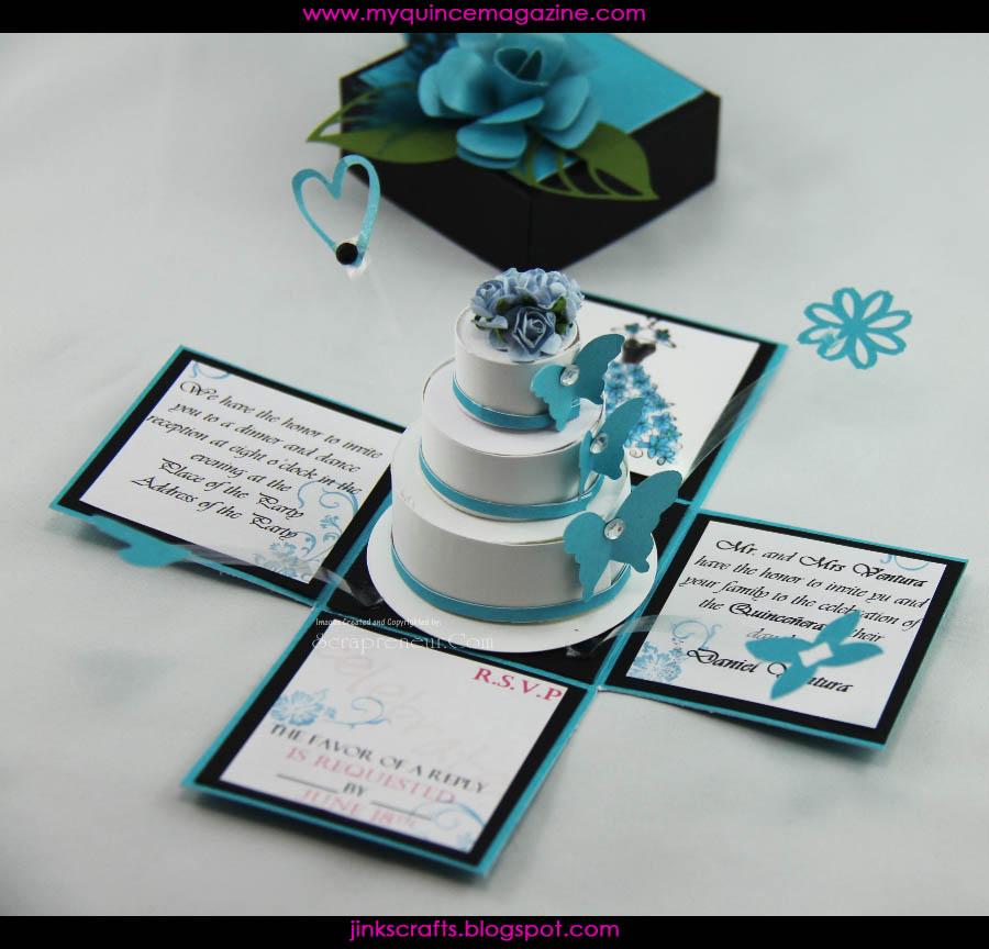 Unique Quinceanera Invitations was best invitations sample