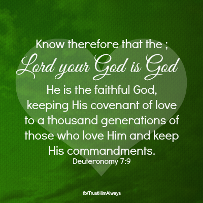 deuteronomy 7 1 11 Nasb (updated) text: 11:1-7 1 you shall therefore love the lord your god, and always keep his charge, his statutes, his ordinances, and his commandments.