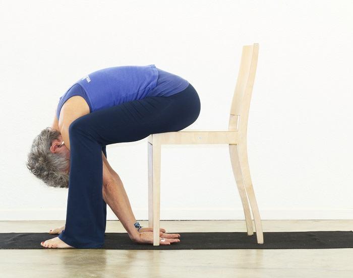 Yoga en Silla, para personas mayores