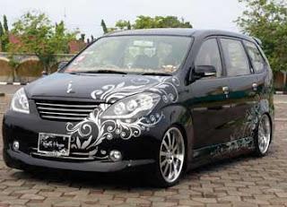 """Modifikasi Daihatsu Xenia """"2012"""" - Sarboah"""