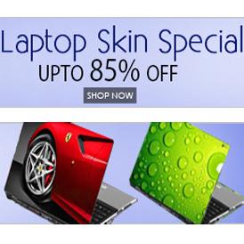 laptop skins stylish