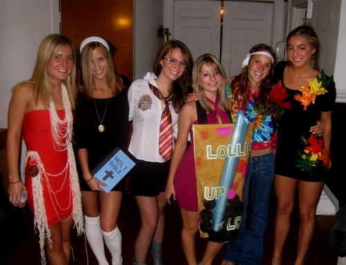 College Student Costume Cool Costumes For College