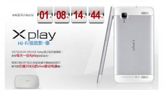 Vivo Xplay, Ponsel Quad Core Dengan Kamera Mempuni