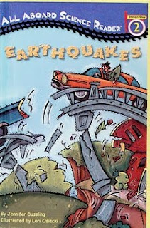 bookcover of Earthquakes by Jennifer A. Dussling