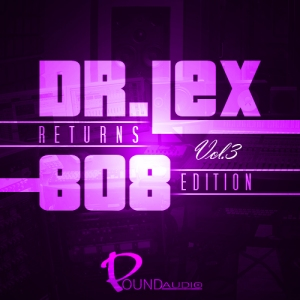 [dead] Pound Audio - Dr Lex Returns 808 Edition Vol 3 [WAV] screenshot